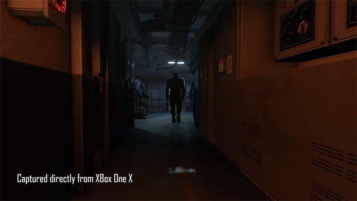 نمایی از بازی Crysis Remastered