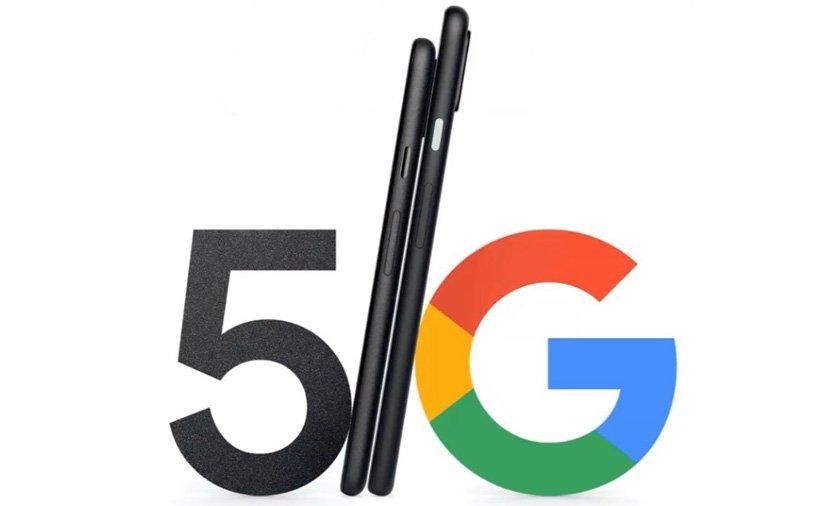 گوگل پیکسل 5
