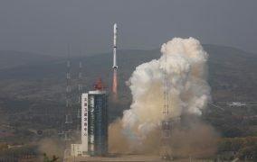 پرتاب ماهوارههای هوانجینگ چین