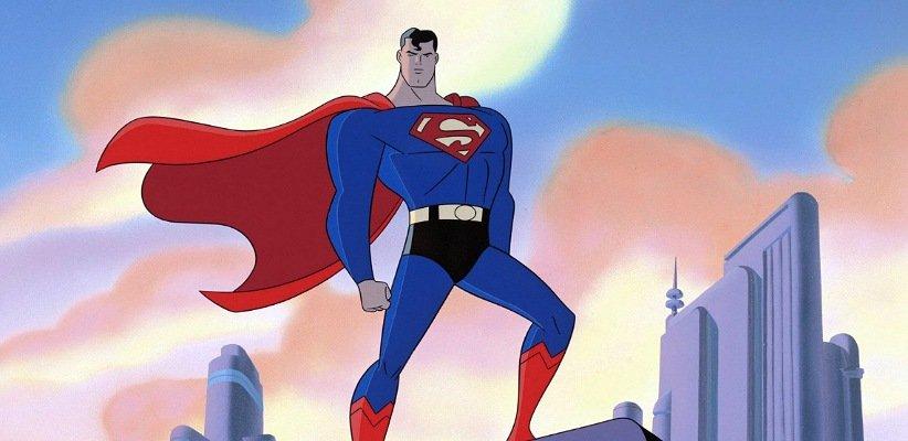 انیمیشن سریالی سوپرمن