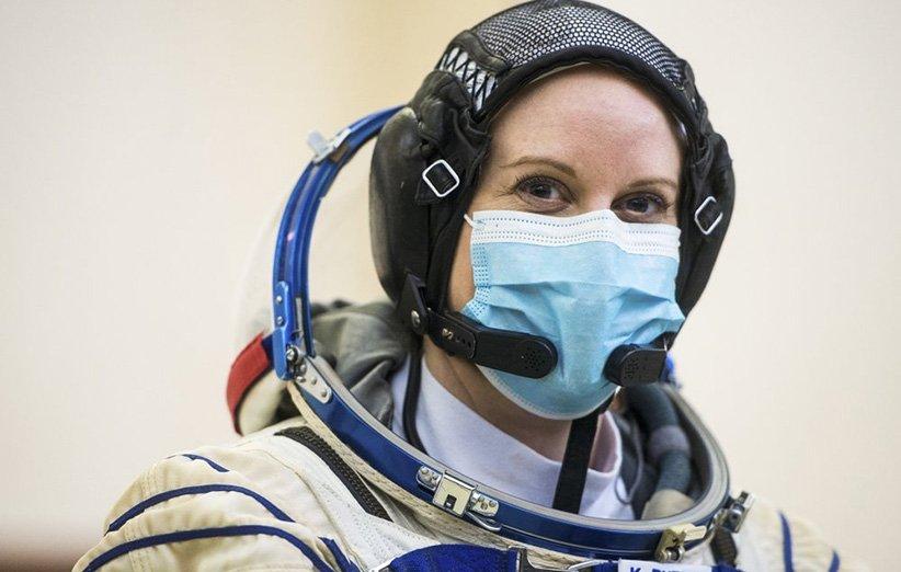 کاتلین روبینز فضانورد ناسا