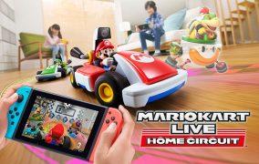 بازی Mario Kart Live Home Circuit