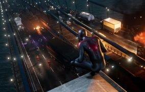 گیمپلی بازی Spider-Man Miles Morales