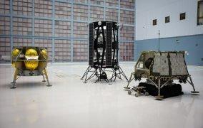 برنامهی باری شرکای تجاری ناسا به ماه