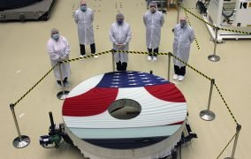 تکمیل آینهی اصلی تلسکوپ فضایی رومن
