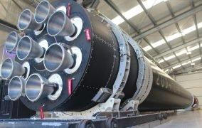 موشک الکترون راکت لب