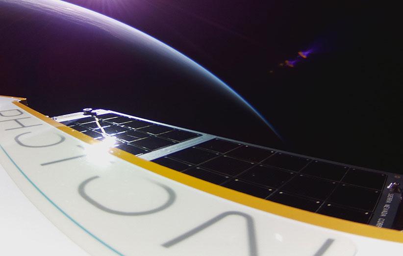 ماهوارهی فوتون راکت لب