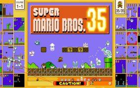 بازی Super Mario Bros 35