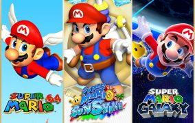 بازی Super Mario 3D All Stars