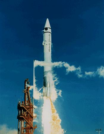 پرتاب Surveyor 2 با موشک اطلس و مرحلهی Centaur