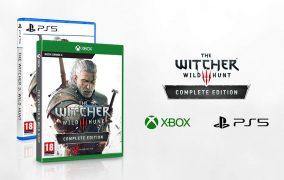 بازی The Witcher 3 برای PS5 و XSX