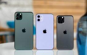 سری آیفون 11 در لیست پرفروشترین گوشیها