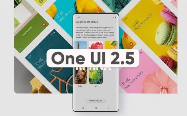 رابط کاربری ONE UI 2.5