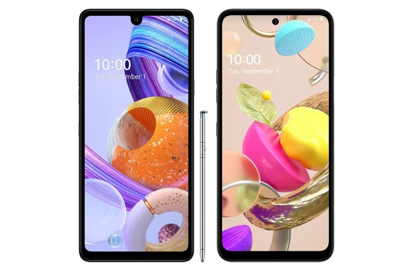 گوشی ال جی K71 و گوشی ال جی K42