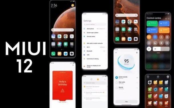 رابط کاربری MIUI 12
