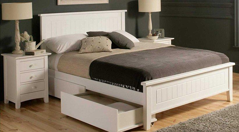 مدل تخت خواب جدید ساده