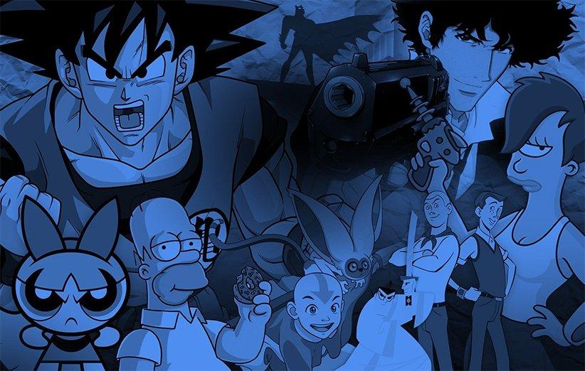 بهترین انیمیشنهای سریالی جهان