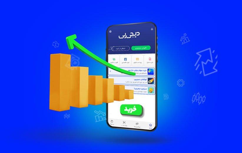 خرید سهام با دیجیپی و همکاری با بانک کارآفرین