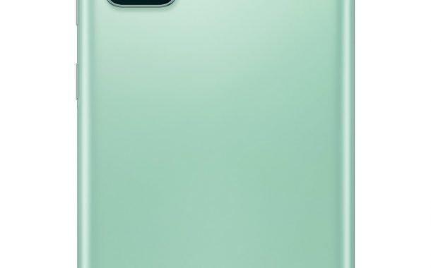 گوشی سامسونگ گلکسی اس 20 فن ادیشن 5G سبز