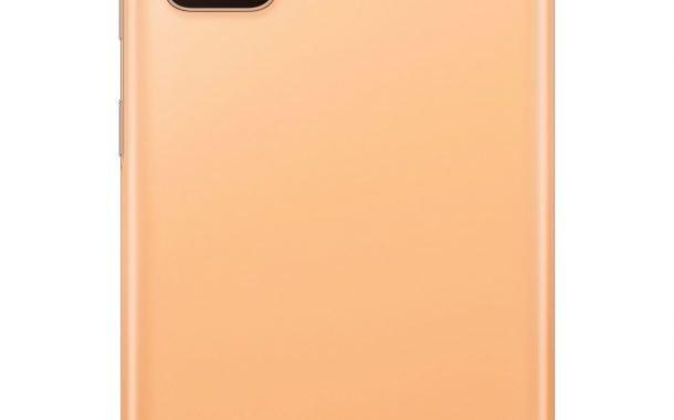گوشی سامسونگ گلکسی اس 20 فن ادیشن 5G نارنجی