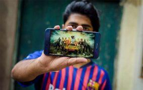 ممنوع شدن اپ pubg در هند