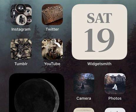 صفحه هوم آیفون در iOS 14