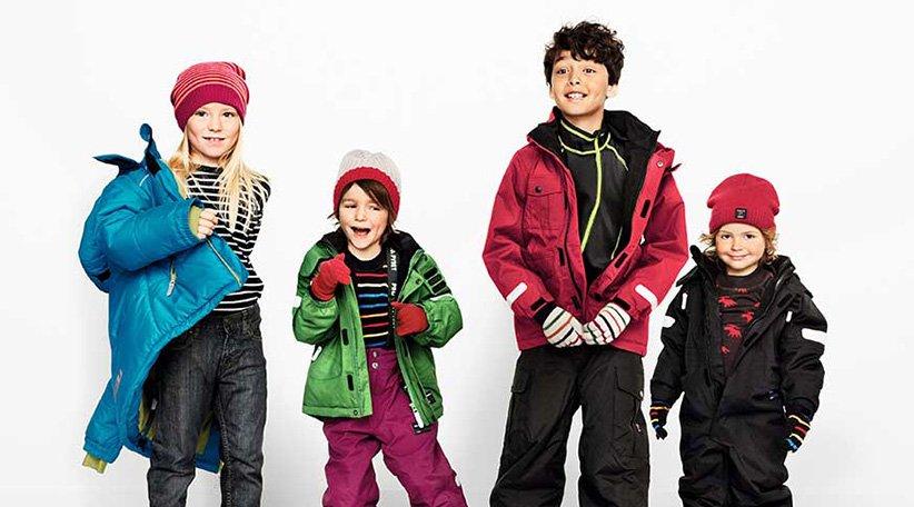 تیپ مدرسه زمستانی