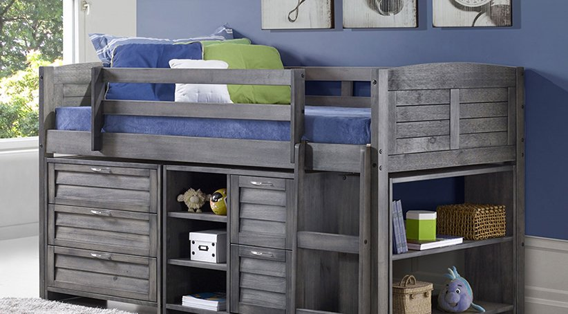 مدل تخت خواب دو طبقه جدید