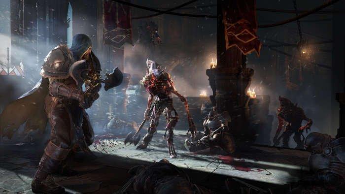 بازی lords of the fallen 2