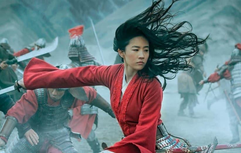 میزان فروش فیلم مولان در چین