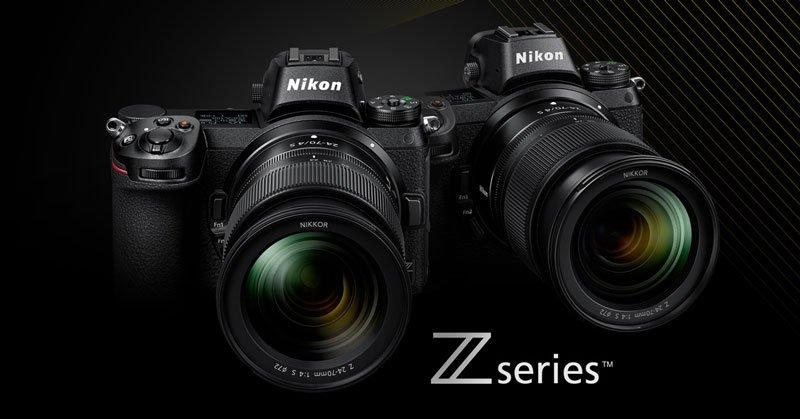 دوربینهای بدون آینه سری Z نیکون