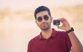 دوربین فیلمبرداری DJI Osmo Action