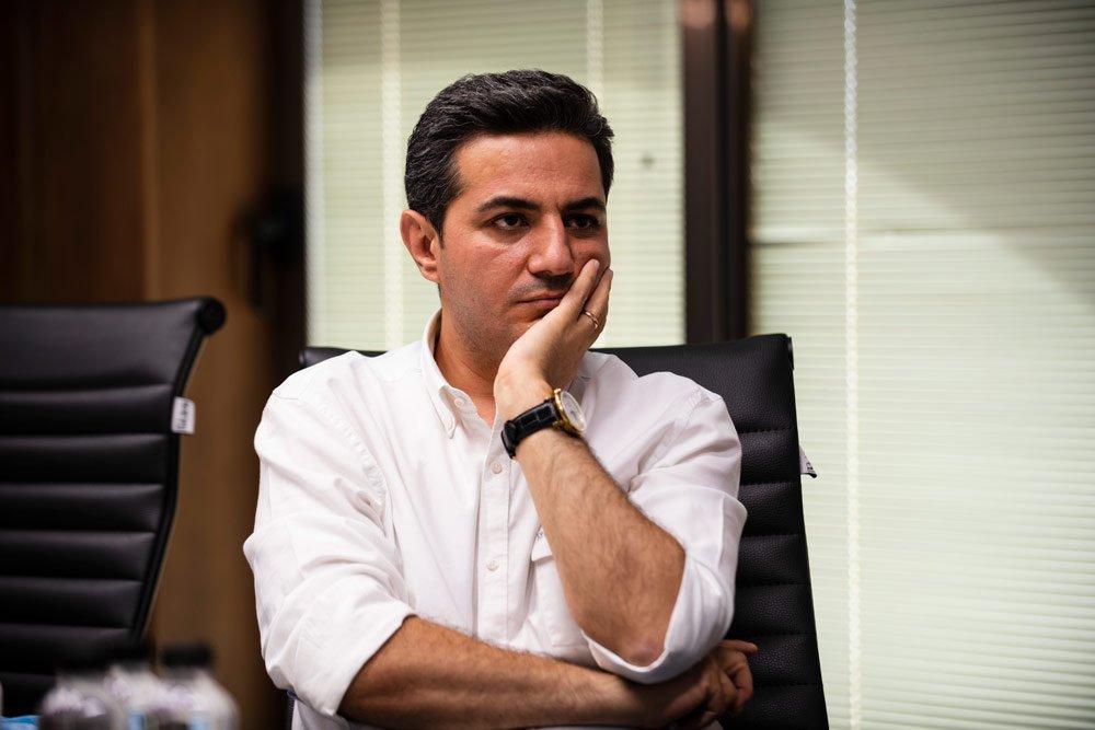 سعید محمدی، رئیس هیئت مدیره دیجی کالا