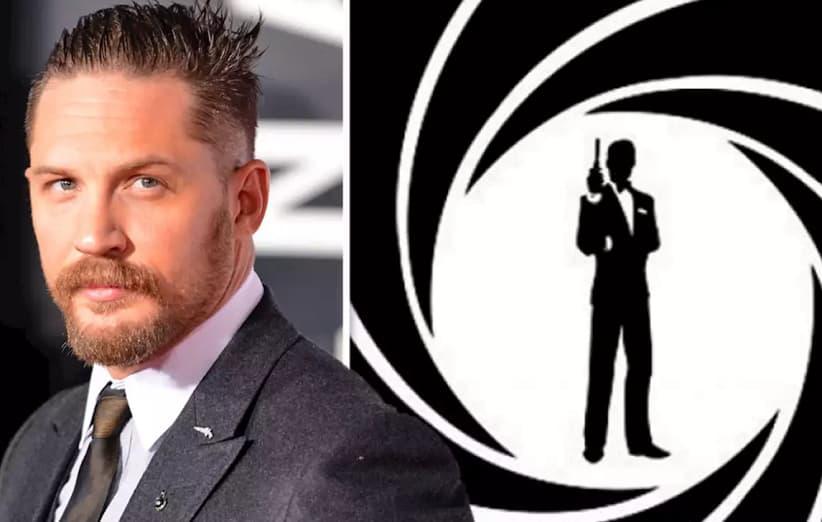 تام هاردی در نقش جیمز باند جدید
