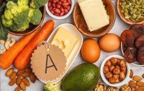منابع ویتامین A