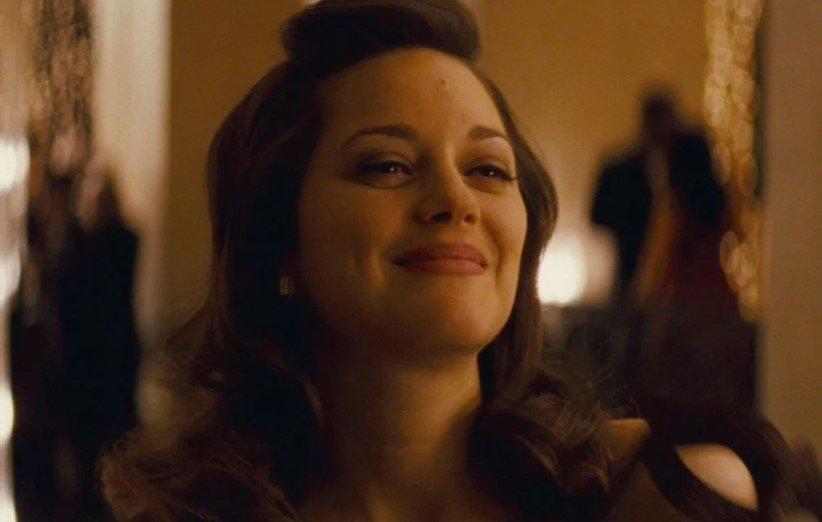 ماریون کوتیار در نقش تالیا الغول