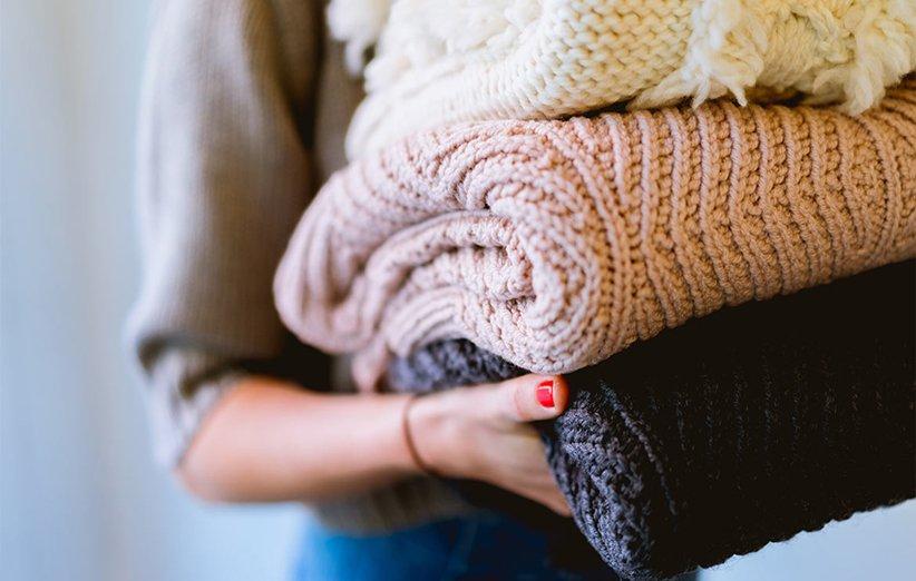 راهنمای شستشوی لباس بافتنی