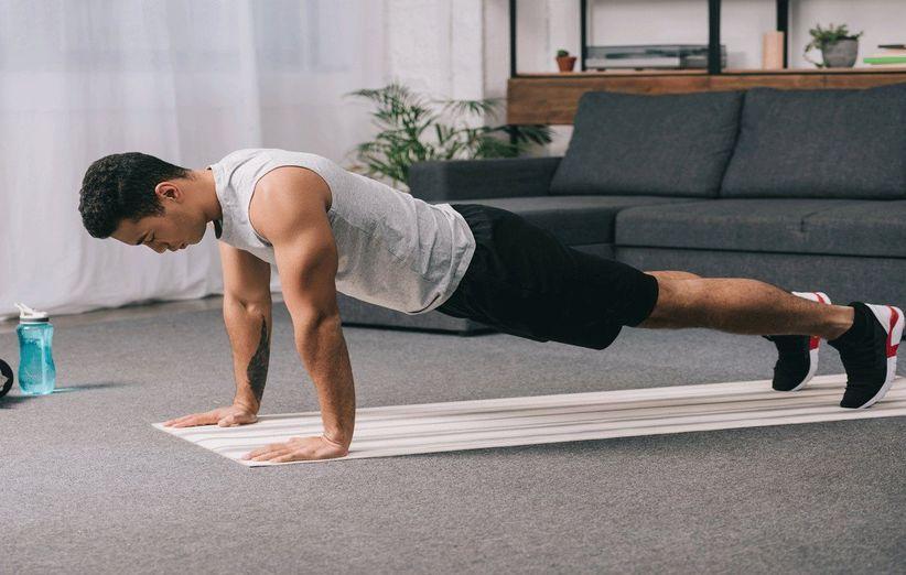 تمرینات مناسب برای شروع ورزش