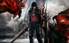 طرح اصلی بازی Final Fantasy XVI