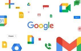 لوگوهای جدید ورکاسپیس گوگل