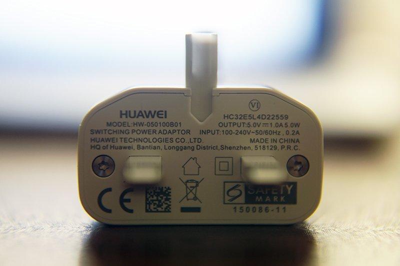 تصویری از شارژر هواوی مدیاپد T5