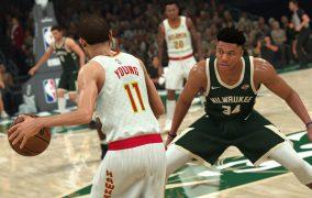 بازی NBA 2k21 نسل بعد