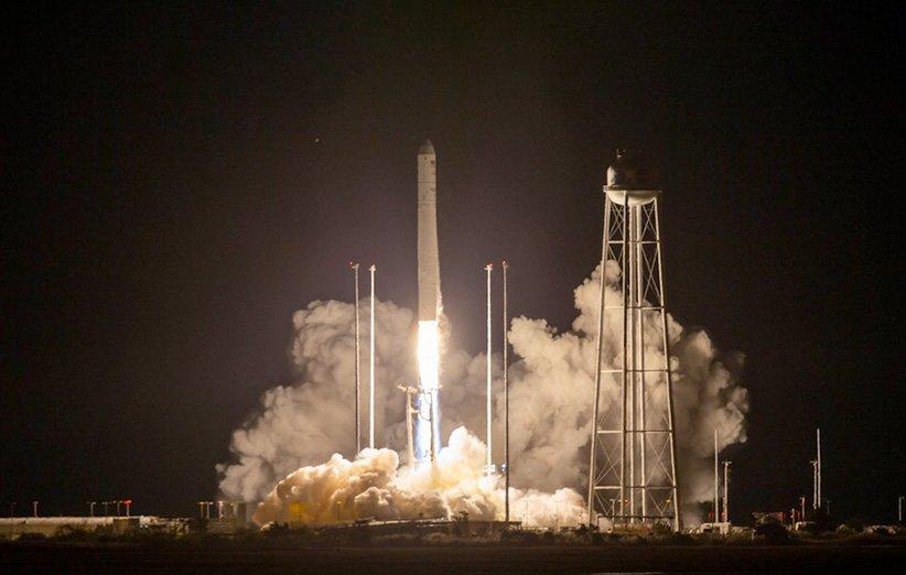پرتاب فضاپیمای سیگنوس با مأموریت NG-14