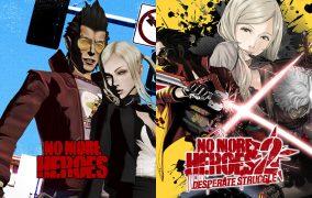بازی No More Heroes برای نینتندو سوییچ