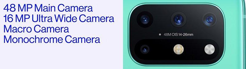 تصویری از ماژول دوربین وان پلاس 8T