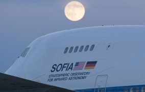 رصدخانهی سوفیا و ماه