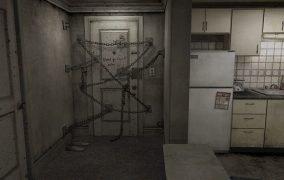 بازی Silent Hill 4