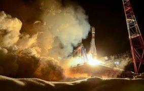 پرتاب موشک سایوز 2.1b در سال 2016
