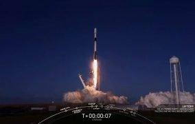 پرتاب چهاردهمین سری ماهوارههای استارلینک