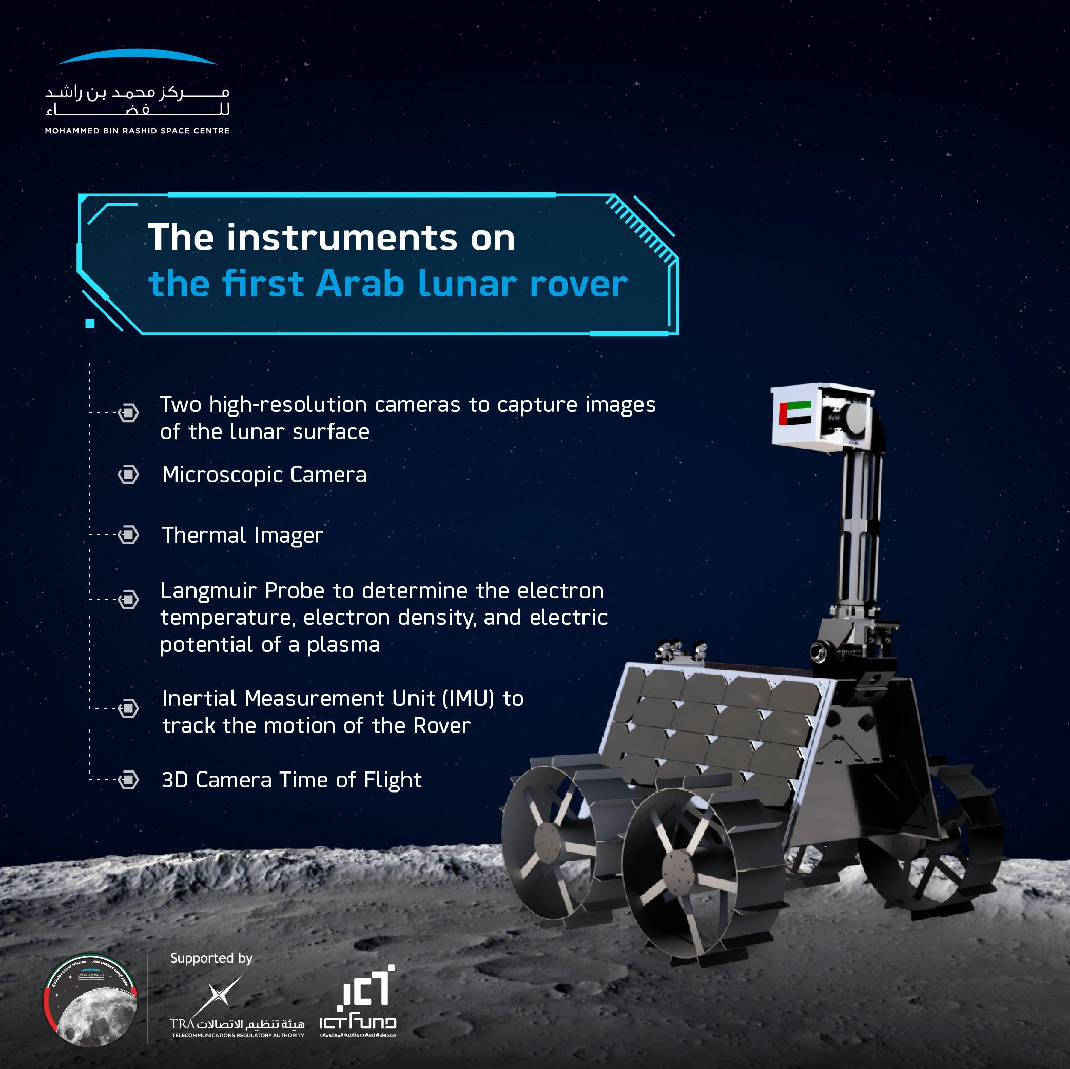 جزئیات ماهنورد راشد امارات